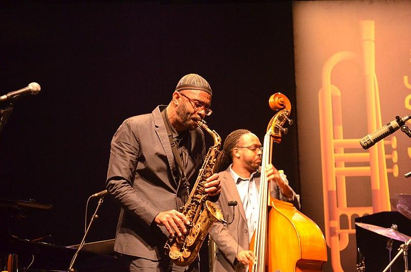 File:Concierto Kenny Garrett Quintet Jazz San Javier 2018 02.jpg