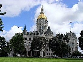 Capitólio do Estado de Connecticut, Hartford.jpg