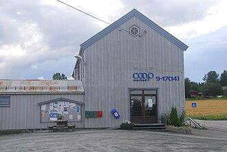 Utøy - Coop Marked store in Utøy