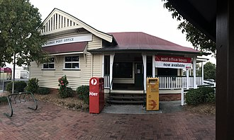 Cooroy Post Office - Cooroy Post Office, 2017
