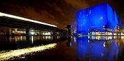 Copenhagen Concert Hall by night