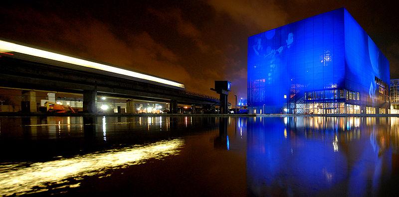 File:Copenhagen Concert Hall by night.jpg