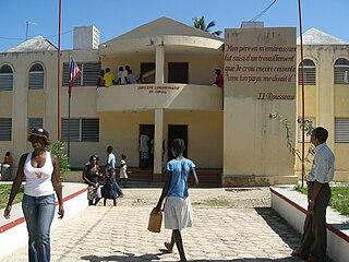 Corail, GrandAnse Commune in GrandAnse, Haiti