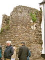 Corner tower of Caerleon Castle..jpg