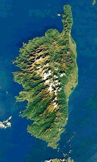 Corsica Wikipedia