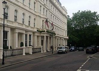 Corus Hotels - Corus Hyde Park London, Lancaster gate.