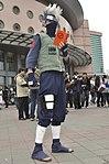 Cosplayer of Kakashi Hatake at CWT30 20120128.jpg