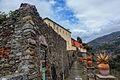 Costriusci sulla roccia - Convento Frati Cappuccini Monterosso al Mare - Cinque Terre.jpg