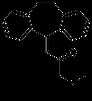 Cotriptyline - Image: Cotriptyline