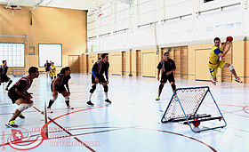 image illustrative de l'article Tchoukball