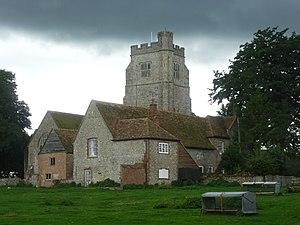 Grade II* listed buildings in Ashford (borough) - Image: Court Lodge Aldingham Kent Geograph 3687873 by Ian Yarham