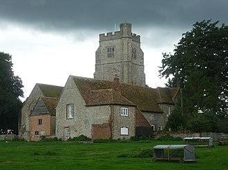 Aldington, Kent - Image: Court Lodge Aldingham Kent Geograph 3687873 by Ian Yarham