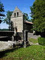 Couze-et-Saint-Front (24) Église Saint-Front de Colubry 01.JPG