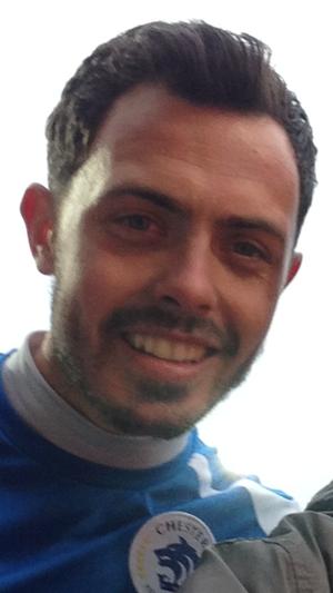 Craig Mahon - Craig Mahon in April 2015.
