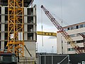 Cranes and concrete, Belfast (10) - geograph.org.uk - 790335.jpg