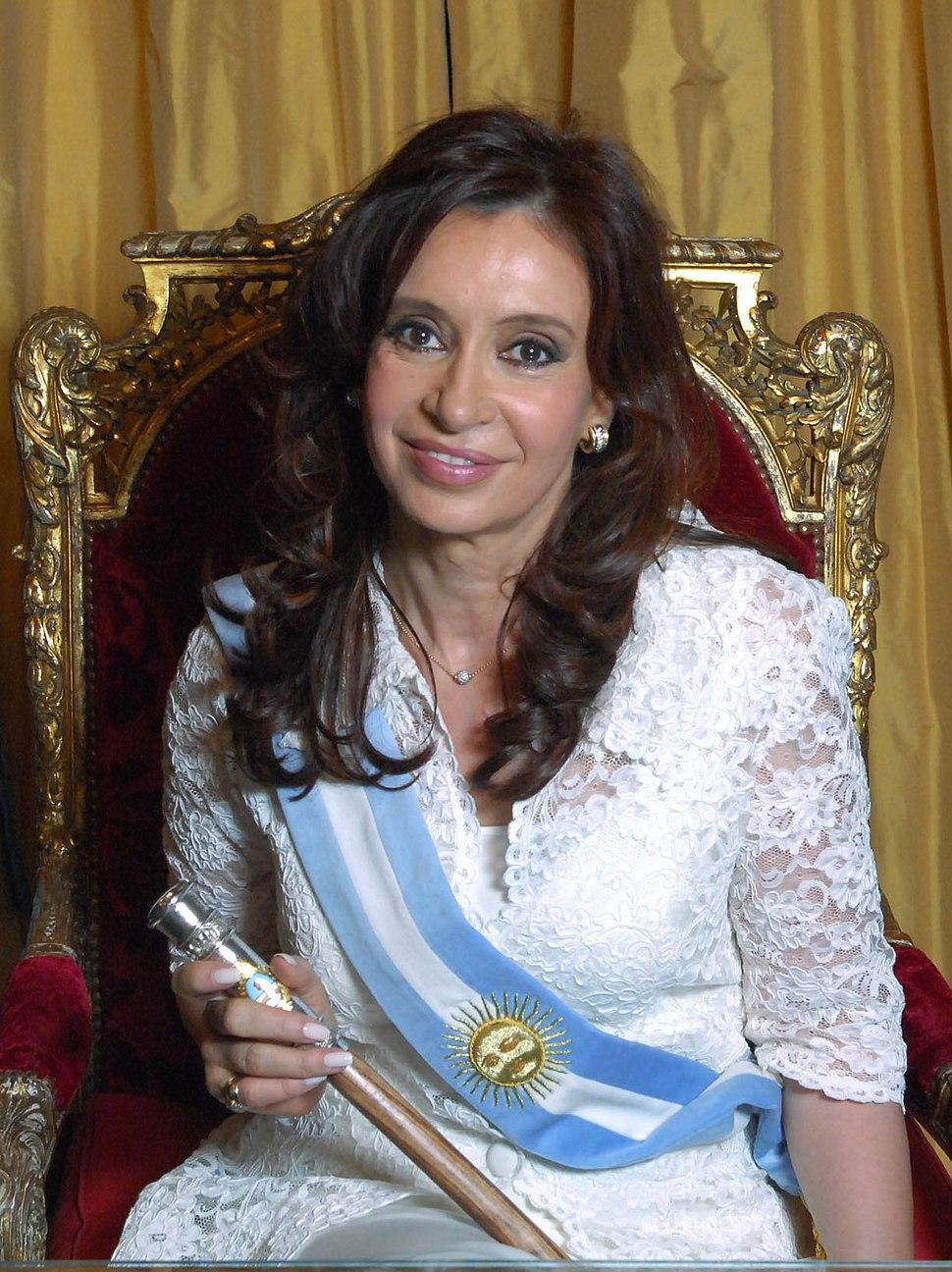 Cristina Fernandez de Kirchner - Foto Oficial 2