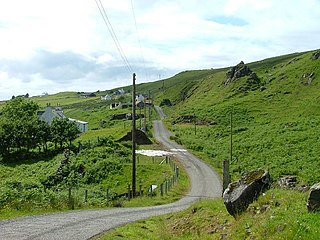 Township (Scotland) subdivision of land in Scotland
