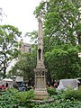 Cross, All Saints Garden, Cambridge, England - IMG 0669.JPG