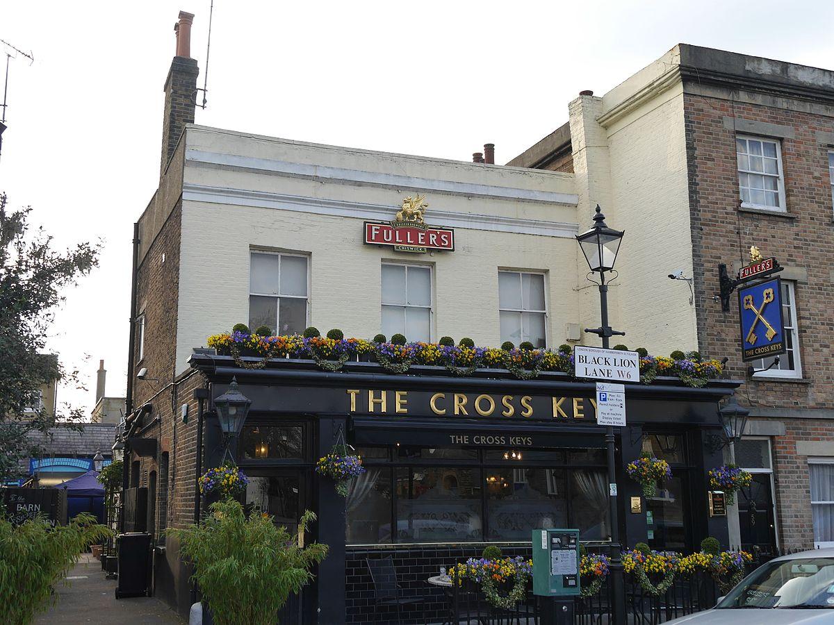 The Cross Keys Hammersmith Wikipedia