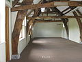 Cruck Barn at Ty-coch 02.JPG
