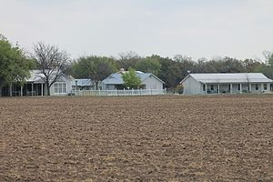 National Register of Historic Places listings in Comanche County, Texas - Image: Cunningham 1