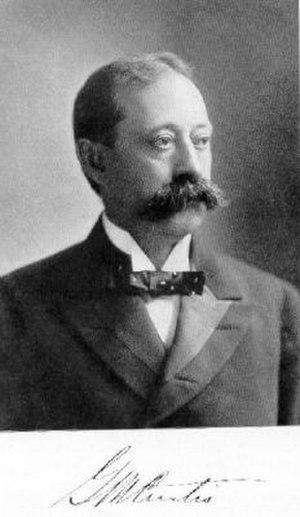 George M. Curtis - Congressman George M. Curtis