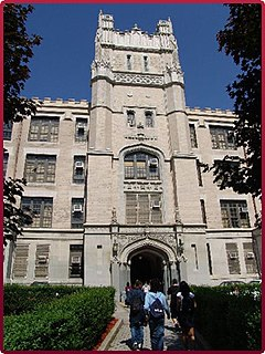 Curtis High School High school in Staten Island, New York