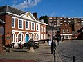 Custom House and Harbourmaster's Office, Exeter Quay - geograph.org.uk - 266838.jpg