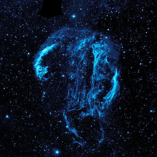 Cygnus Loop Nebula
