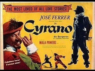 <i>Cyrano de Bergerac</i> (1950 film) 1950 film by Michael Gordon