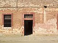 Czech-2013-Theresienstadt-Entrance to cells 27 and 28.jpg