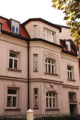 D-1-62-000-1268, Dewetstr.18, München