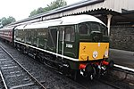 D5054. 31st August 2007. BR, Built 1960 by Crewe. (2).jpg