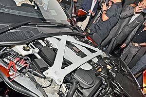 Aston Martin DB11 - Image: DB11hk 160519 6555besg