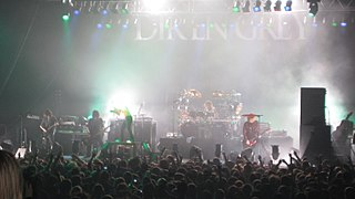 Dir En Grey Japanese rock band