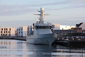 HDMS Diana (P520)