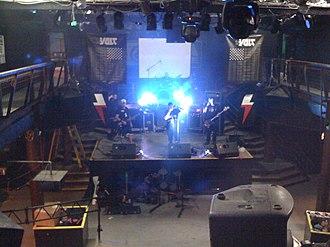 DNA Lounge - Sound check, 2009