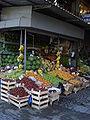 DSC04811 Istanbul - Fruttivendolo a Eyüp - Foto G. Dall'Orto 30-5-2006.jpg