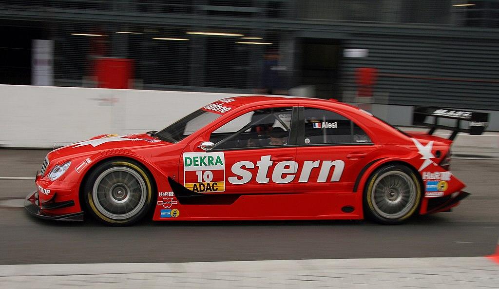 Fájl:DTM car mercedes2006 Alesi.jpg – Wikipédia