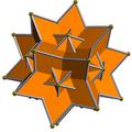 DU54 great rhombic triacontahedron