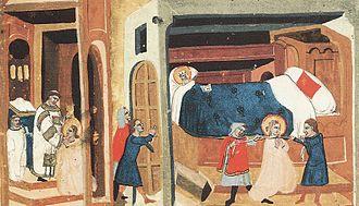 Ludmila of Bohemia - Murder of Saint Ludmila