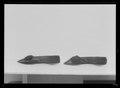 Damsko av svart sammet - Livrustkammaren - 9576.tif