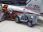 Danmarks Tekniske Museum - Airport baggage vehicle.jpg