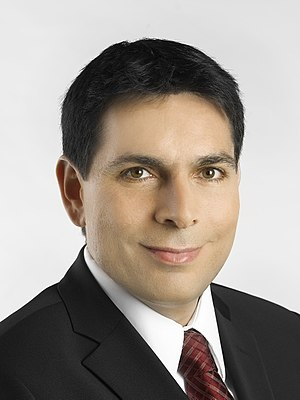 Permanent Representative of Israel to the United Nations - Image: Danny danon 2