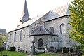 Dave. Église Saint-Martin. Vue sud-est..JPG