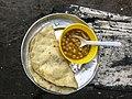 Day 3 - Paratha & Ghugni in Breakfast 01.jpg