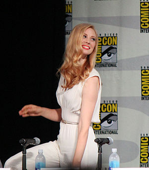 Deborah Ann Woll - Woll at the 2014 San Diego Comic-Con for True Blood