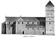 Dehio 230 Hirsau St Aurelius1