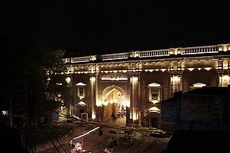 Delhi Gate, Lahore - Image: Delhi Gate 23 (WCLA)