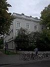 foto van Woonhuis van harmonische architectuur